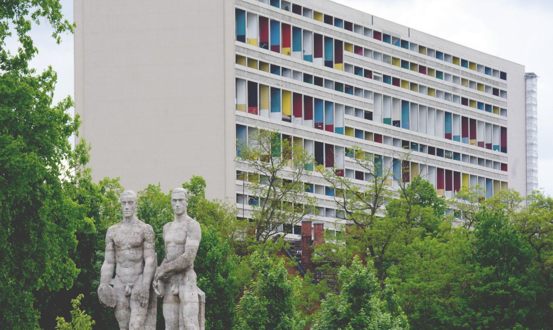 ¡Lo más íntimo de Le Corbusier!
