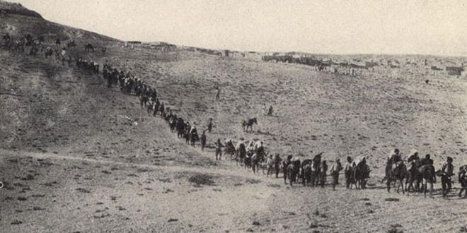 Deportación de armenios, ca. 1916
