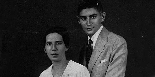 Franz Kafka y Felice Bauer, verano de 1917