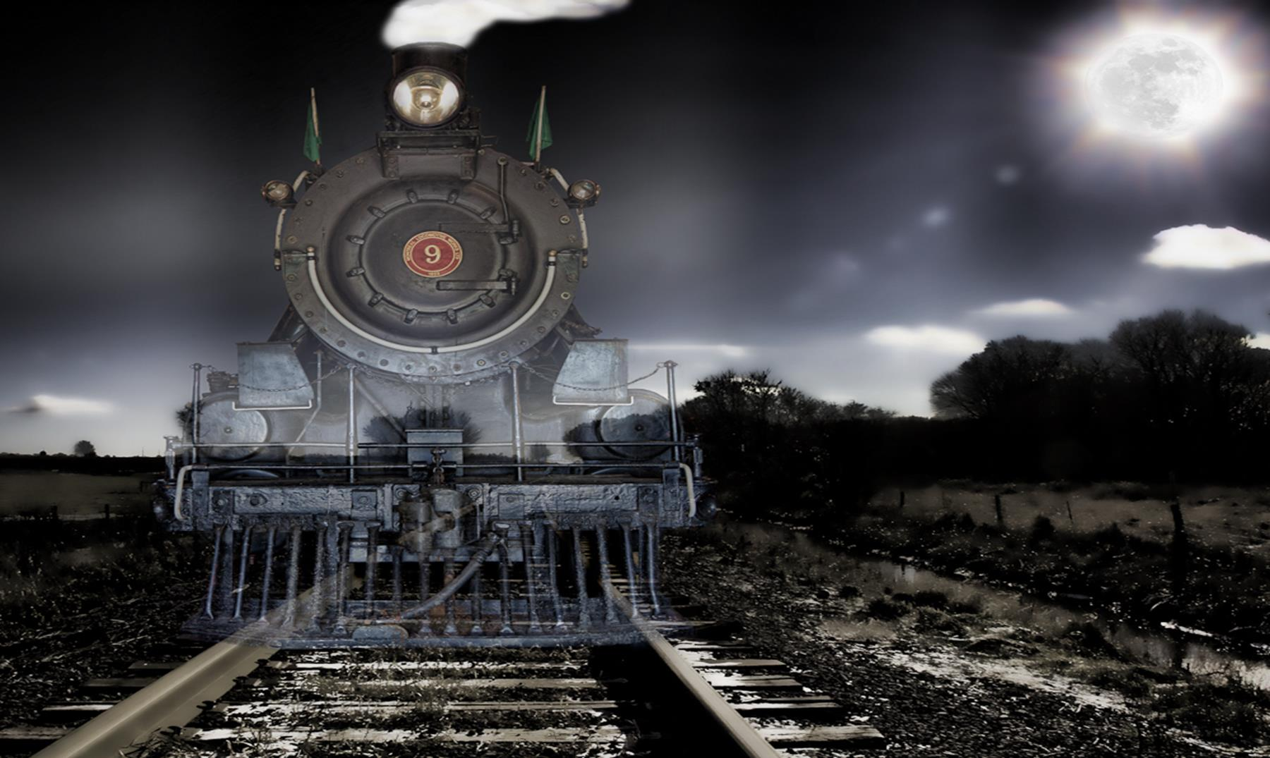 Los trenes fantasma de Reino Unido