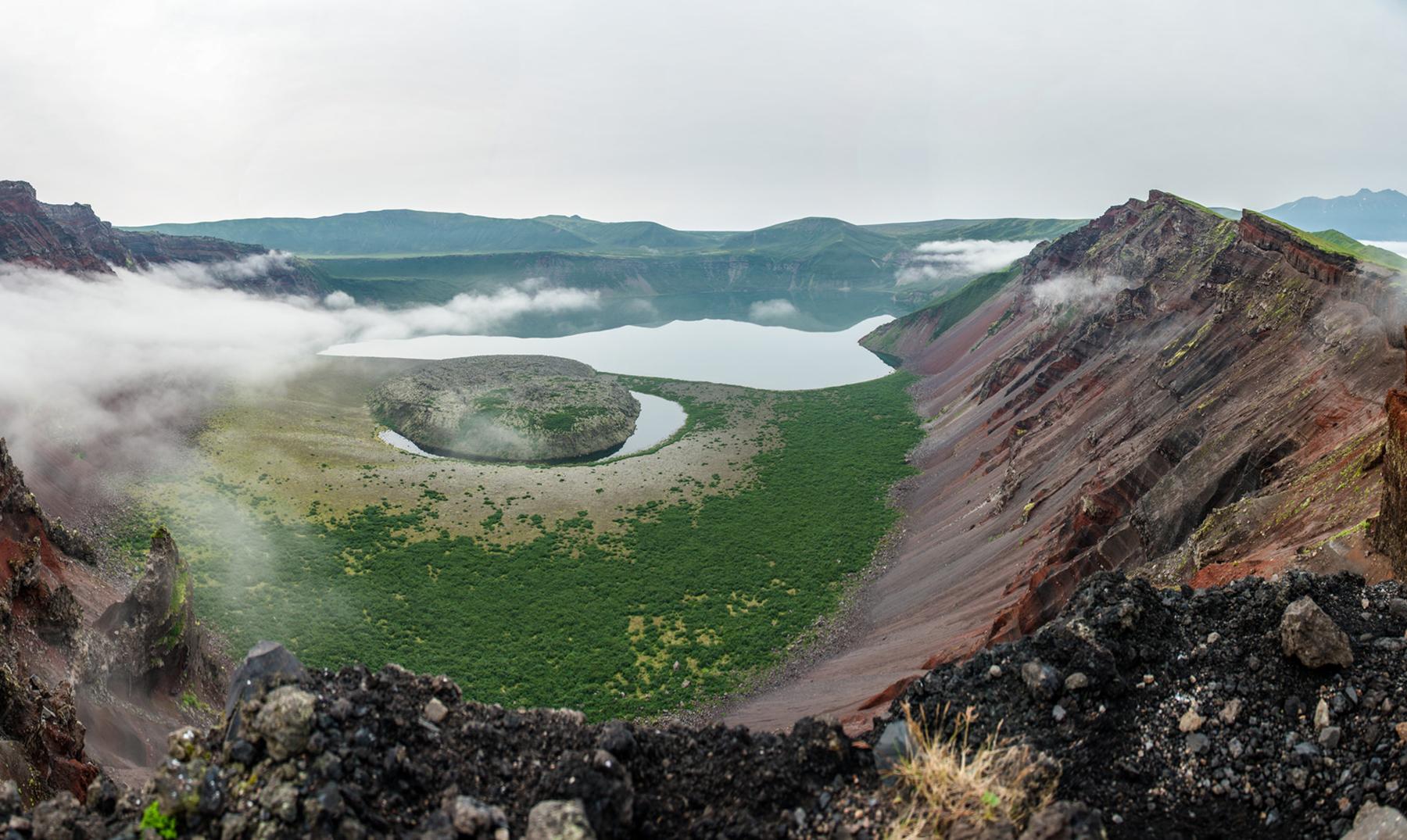 Las islas Kuriles: el archipiélago de los cien volcanes