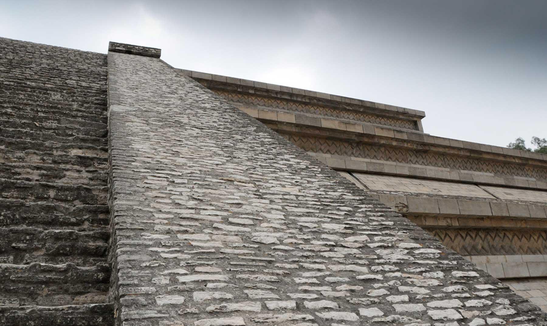 ¿Cuál es la pirámide más grande del mundo? ¡No es egipcia!