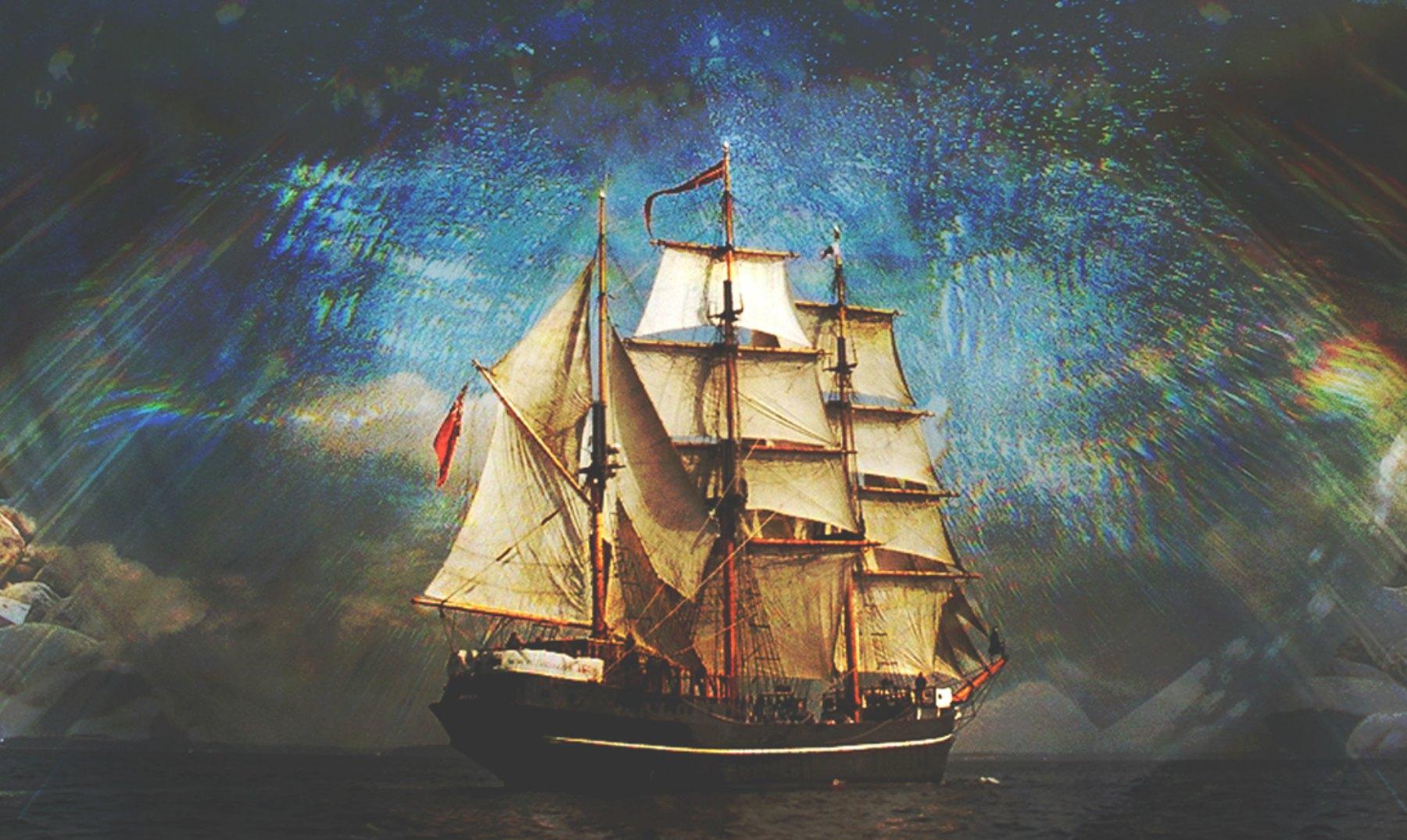 4 maravillosas leyendas de piratas