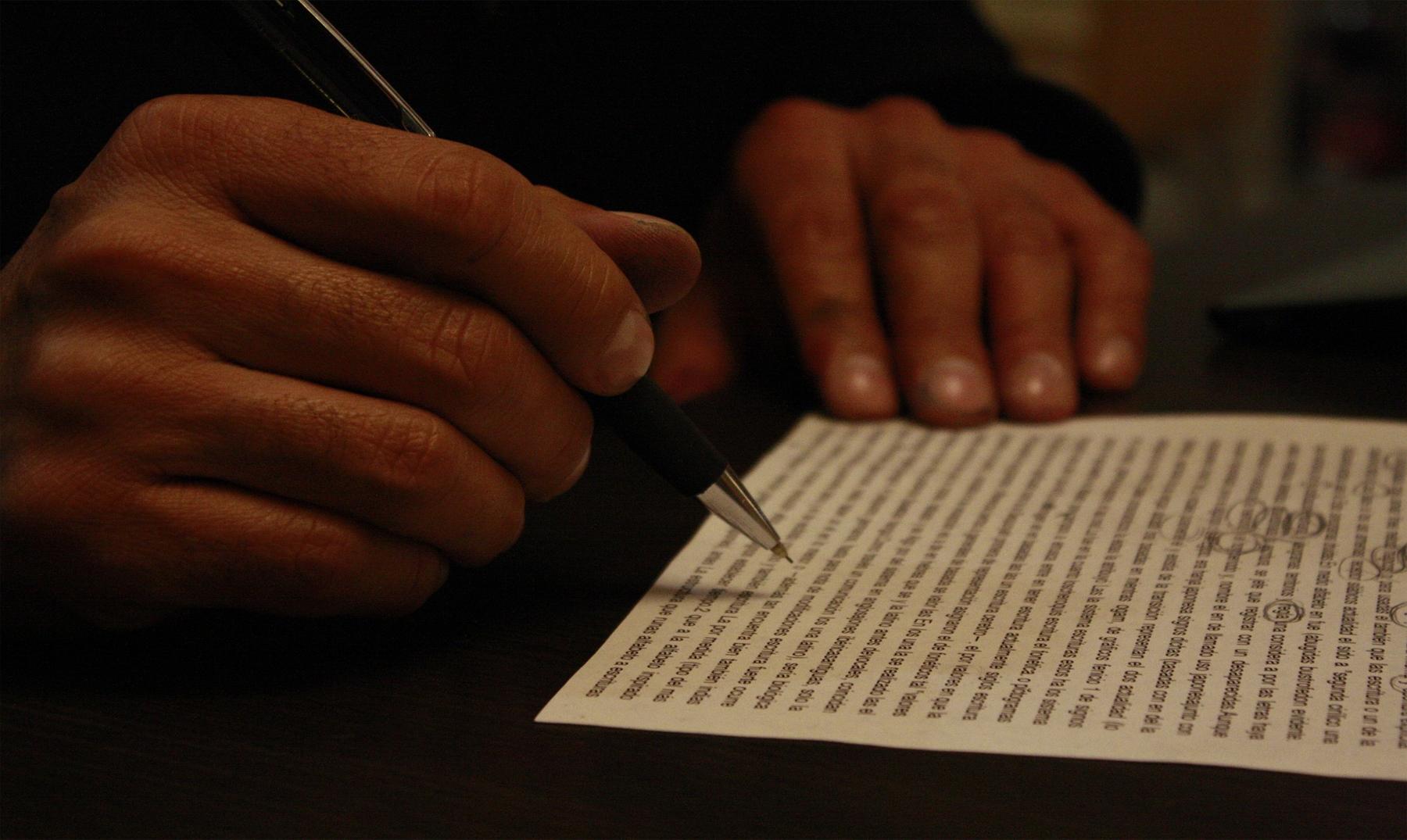 superar un trauma con la escritura