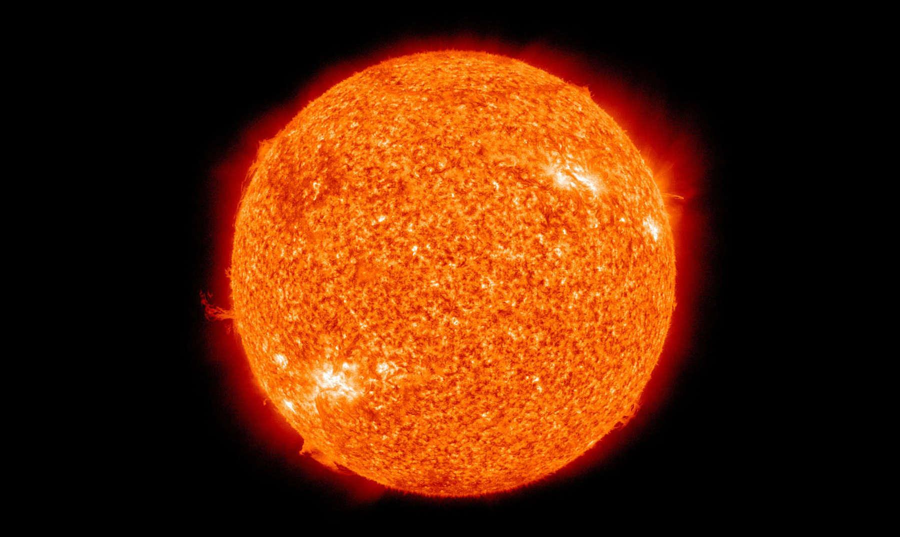 que ocurrirá cuando explote el sol