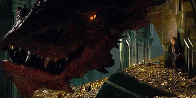 """Clip de """"El Hobbit: La desolación de Smaug (2013, Peter Jackson)"""