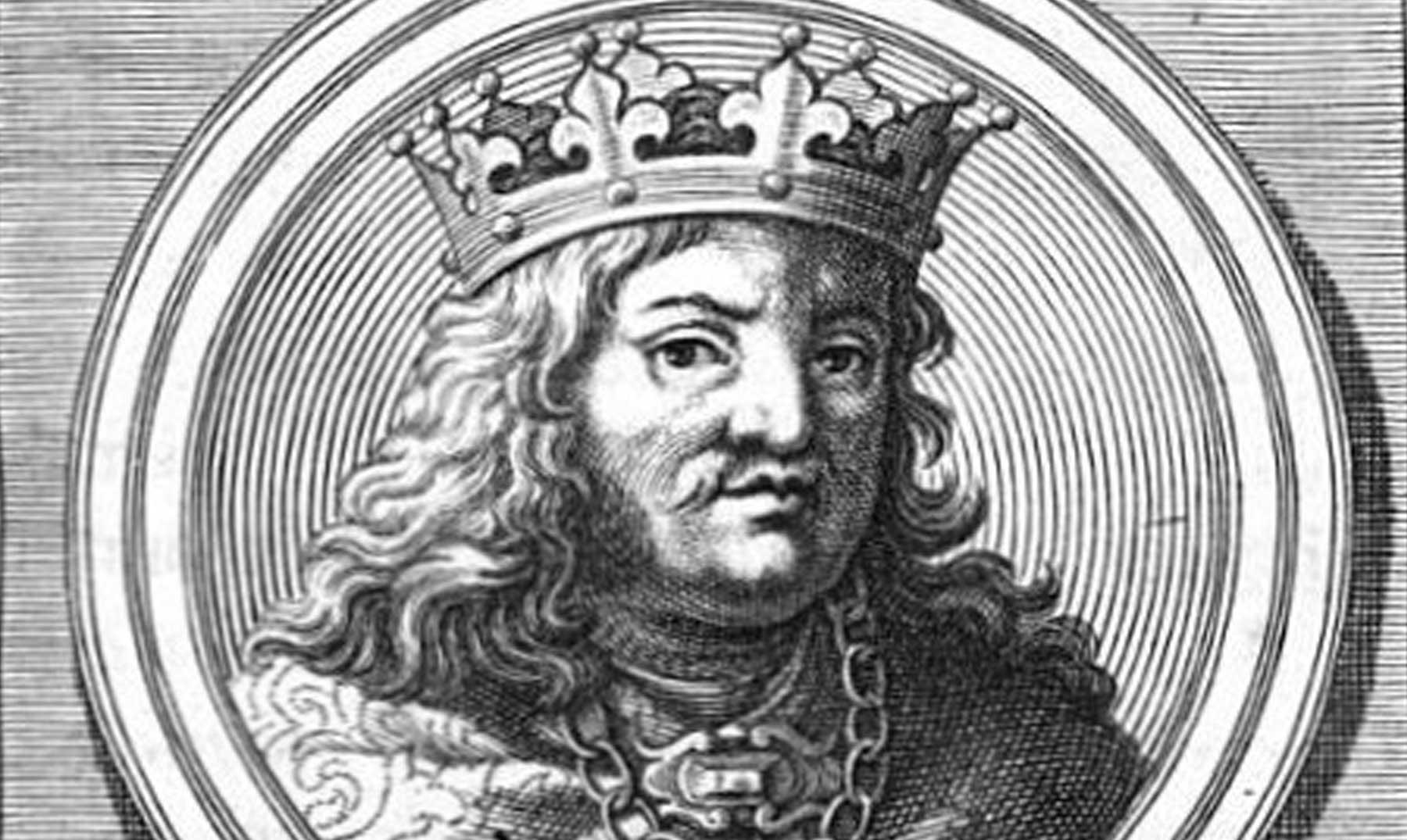 El rey que fue destronado por su obesidad