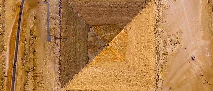 secretos de los egipcios