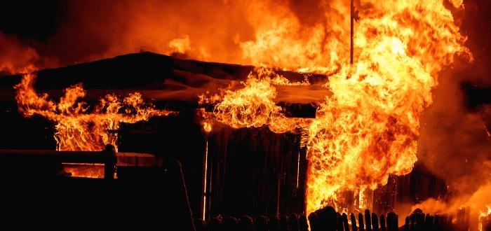 Incendio de Roma, Nerón incendió Roma