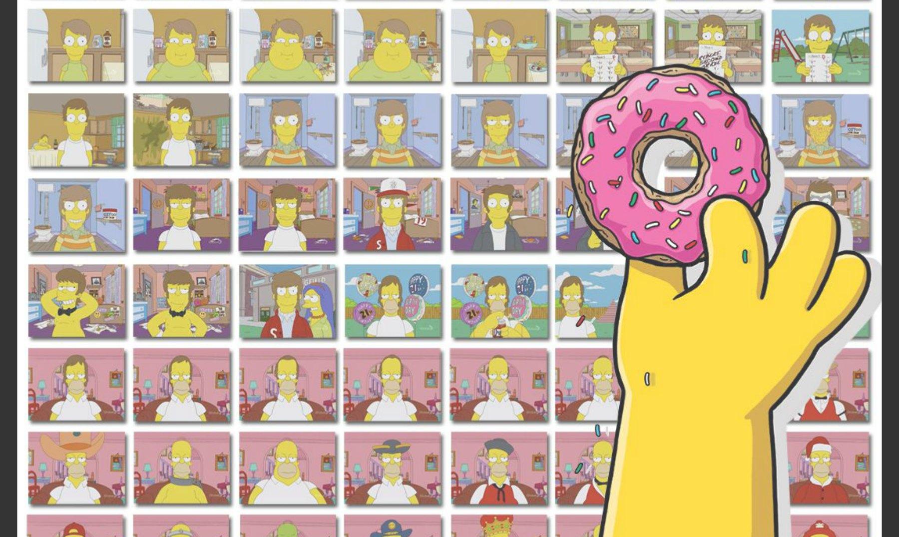 15 Curiosidades de Los Simpsons