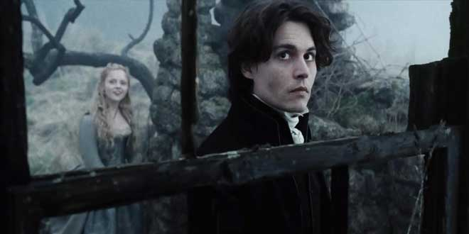 Sleepy Hollow, Tim Burton, 1999