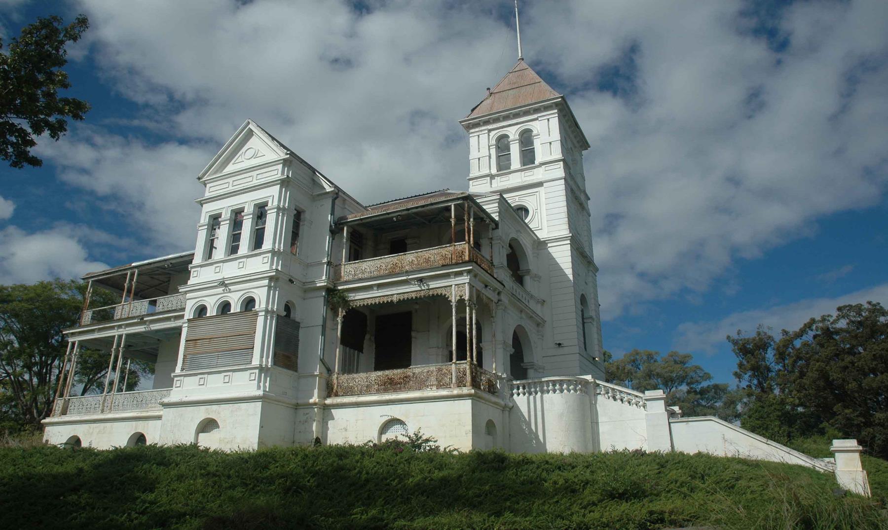Resultado de imagen de Studley Park, la aterradora casa embrujada de Australia
