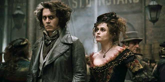 Clip de Sweeney Todd, Tim Burton, 2007