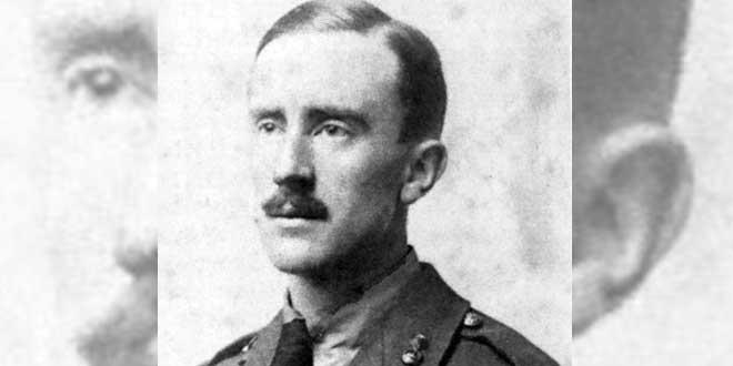 J.R.R. Tolkien, 1916
