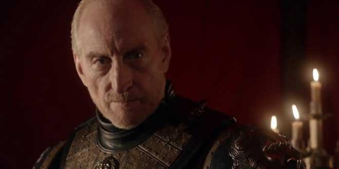 """Tywin Lannister, Clip de la serie """"Juego de Tronos"""", inspirada en la saga """"Canción de Hielo y Fuego"""" de George R.R. Martin"""