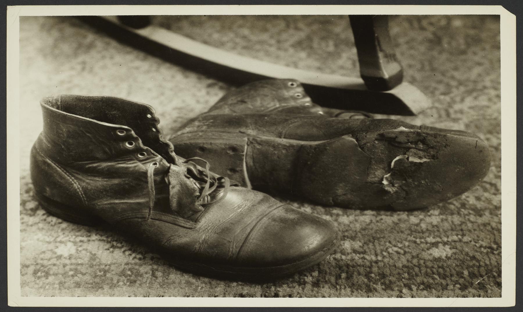 La increíble historia del forajido que se convirtió en unos zapatos