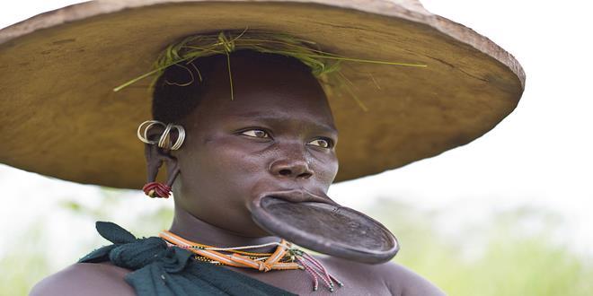 Belleza africana para chico afortunado - 1 4