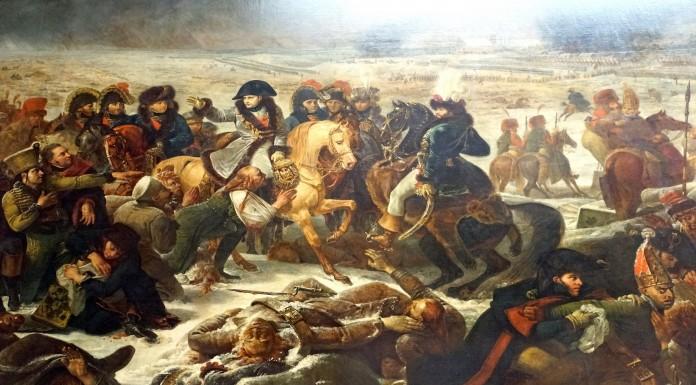Así es la guerra, según Napoleon