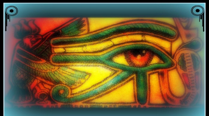 La magia matemática del ojo de Horus