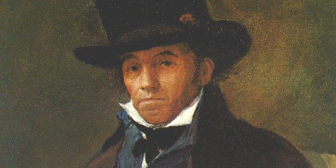Retrato de Asencio Juliá atribuido a Goya