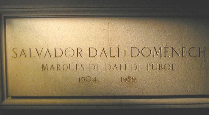 La Tumba de Gala y Dalí