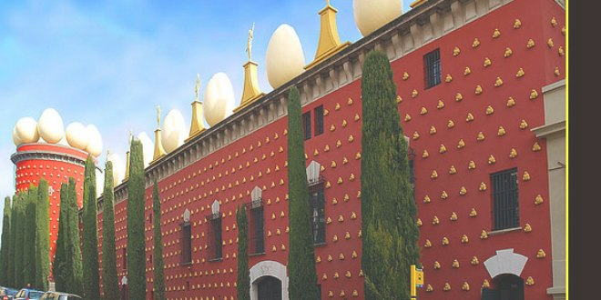 Teatro-Museo de Dalí