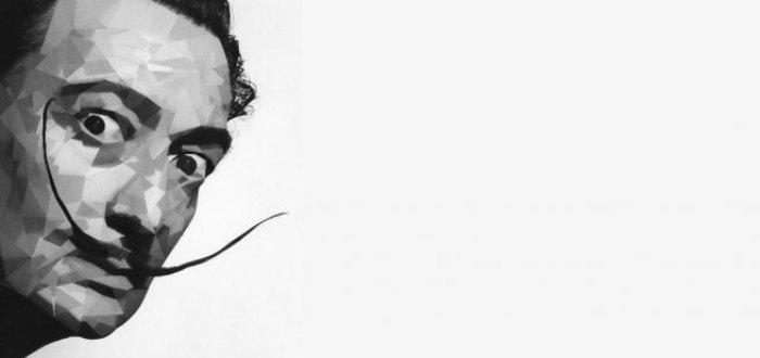 La vida de Salvador Dalí.