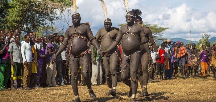 grupos de indígenas