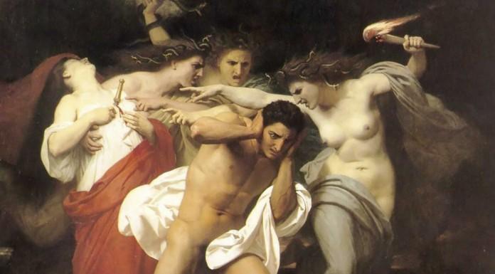 Venganza y Castigo: las temibles diosas Erinias