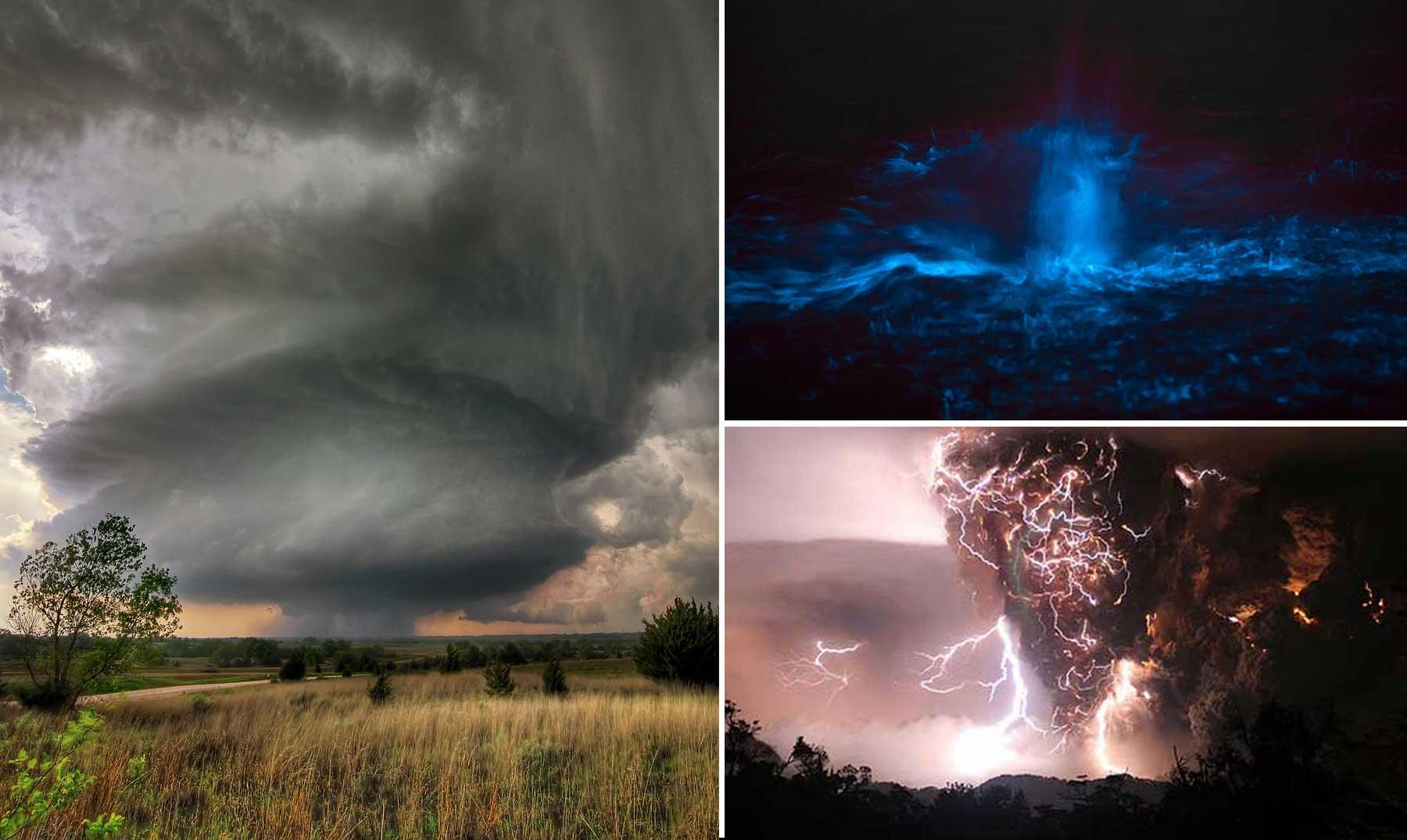 Naturaleza desatada: 10 fenómenos naturales brutales