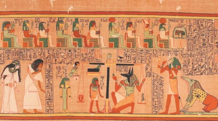 Los papiros egipcios más importantes