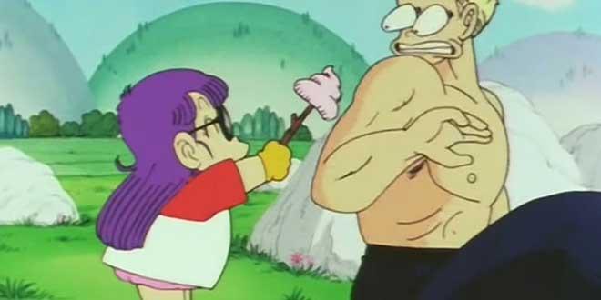 "Clip del anime ""Dr. Slump"" (Akira Toriyama, 1980-1984)"