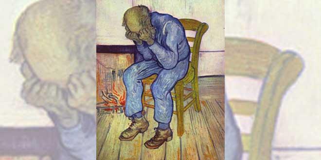On the Threshold of Eternity, de Vincent van Gogh