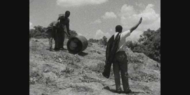Entrenamiento espacial zambia