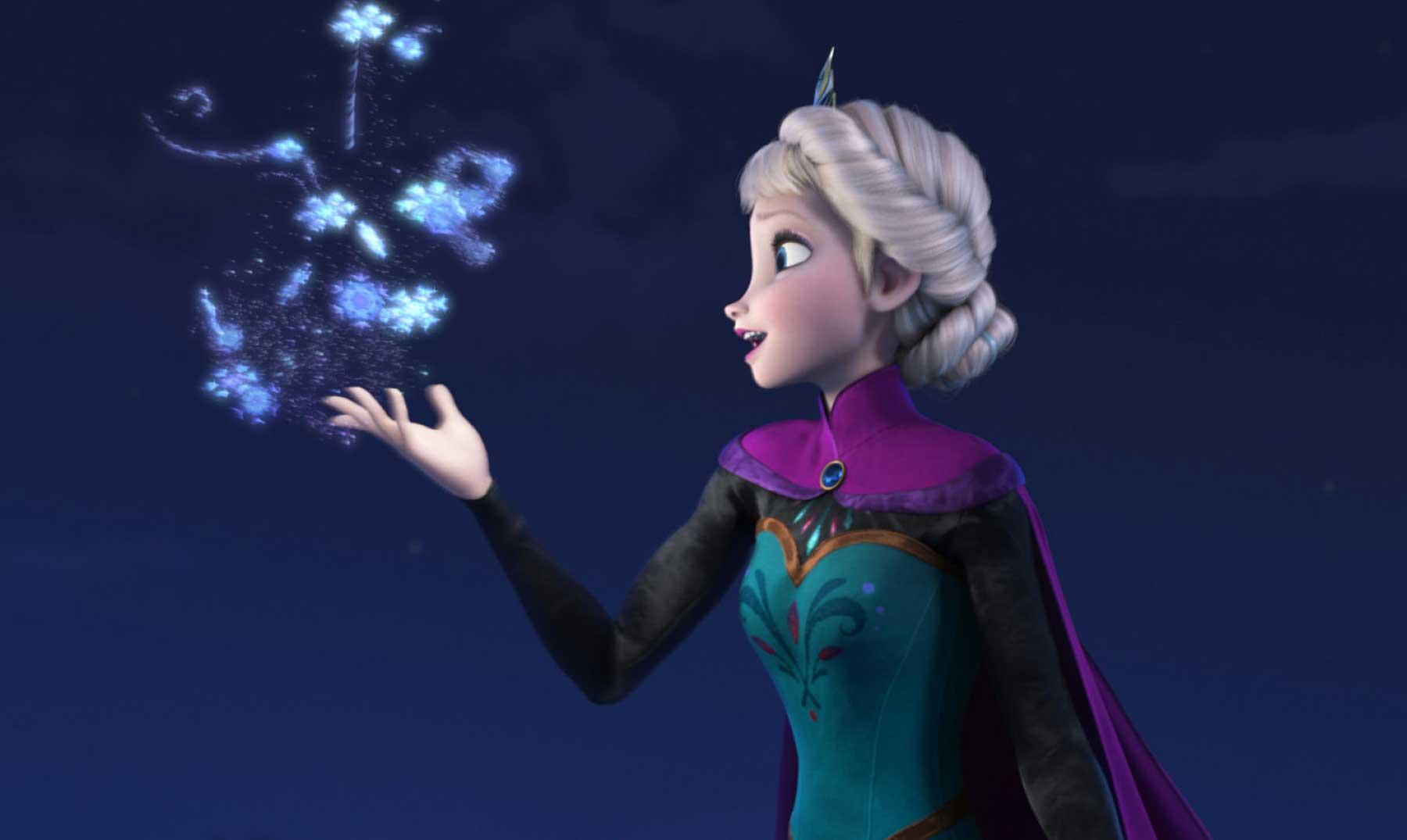 12 curiosidades sobre Frozen