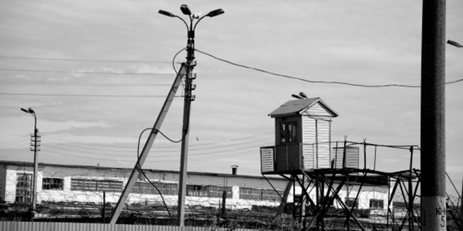 Gulag Rybinsk, campo de concentración ruso