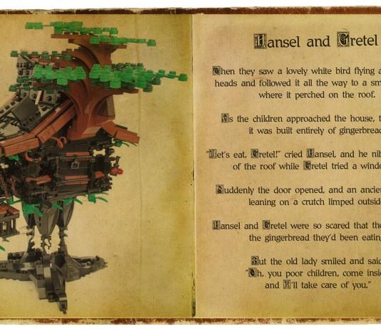 El cuento de los increíbles hermanos Grimm