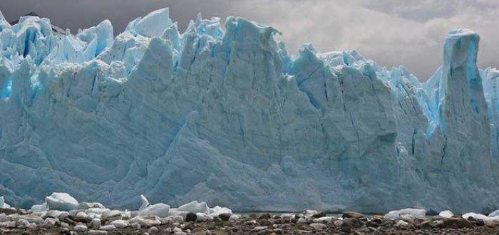 glaciares en la patagonia