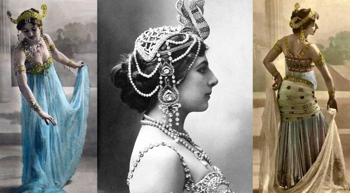 La increíble historia de la espía Mata Hari