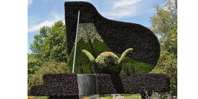 montreal jardines música