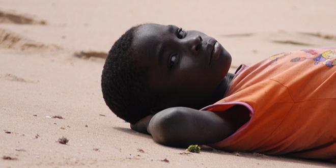Niño de Mozambique