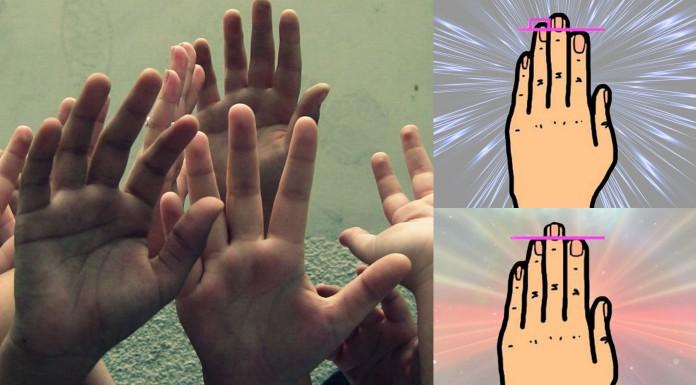¿Cómo son tus dedos? Su forma habla de ti