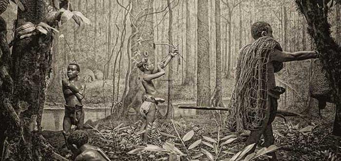 tribus del mundo, Bayaka, recreación