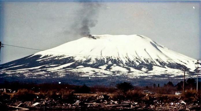 """Porky Oliver Bickar, el hombre que """"erupcionó"""" un volcán"""