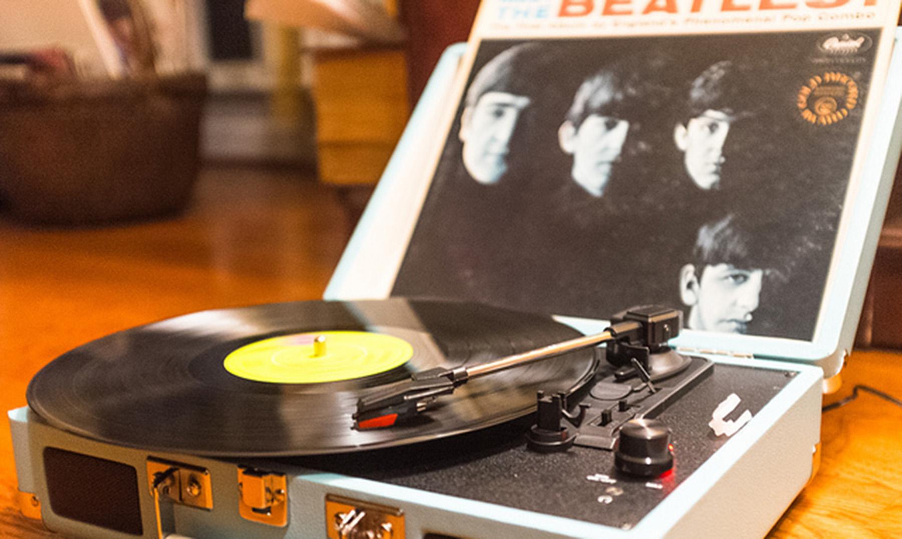 ¿Vuelven los viejos discos de vinilo?