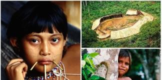 Yanomami, una tribu muy curiosa