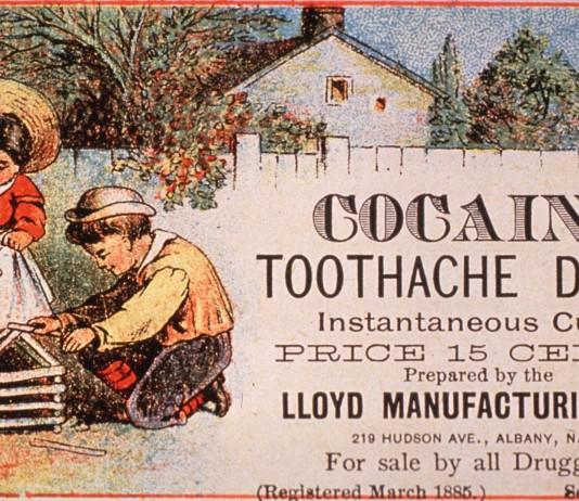 Tabletas de cocaína para el dolor de dientes: Cura instantánea en 1885