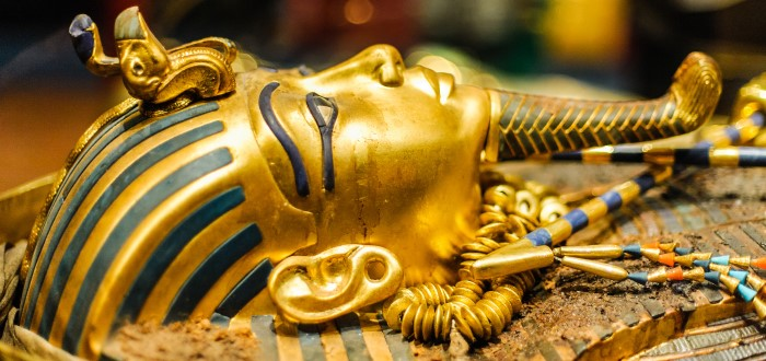Tumba de Tutankamón 2
