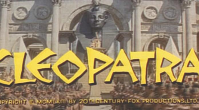 """cosas que no sabías sobre el film """"Cleopatra"""""""