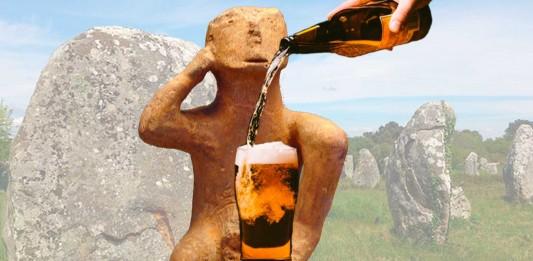 Cerveza, ¿¡entre nosotros desde el Neolítico!?